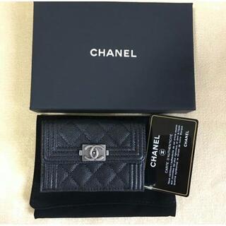 CHANEL - CHANEL ボーイシャネル 財布
