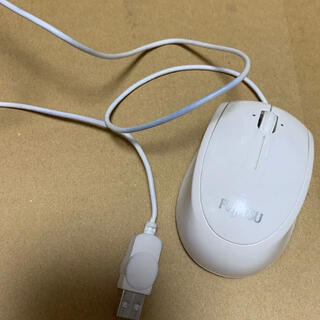 富士通 - 有線マウス 富士通
