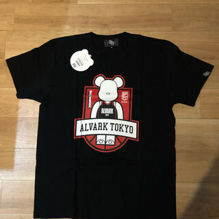 メディコムトイ(MEDICOM TOY)のアルバルク東京ベアブリックコラボTシャツ 【新品】(Tシャツ/カットソー(半袖/袖なし))