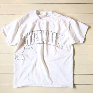 1LDK SELECT - Stitch T-shirt 「SUPERMARKET」