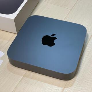 Apple - Mac mini 2018  スペースグレイ Corei7-16G-512G