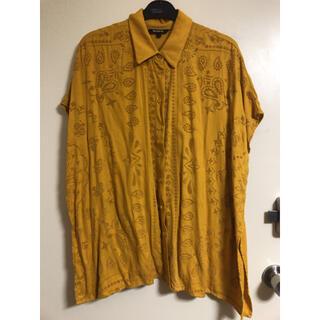 デシグアル(DESIGUAL)のDesigual ブラウス ZARA LEONARD レオナール MANGO(シャツ/ブラウス(半袖/袖なし))