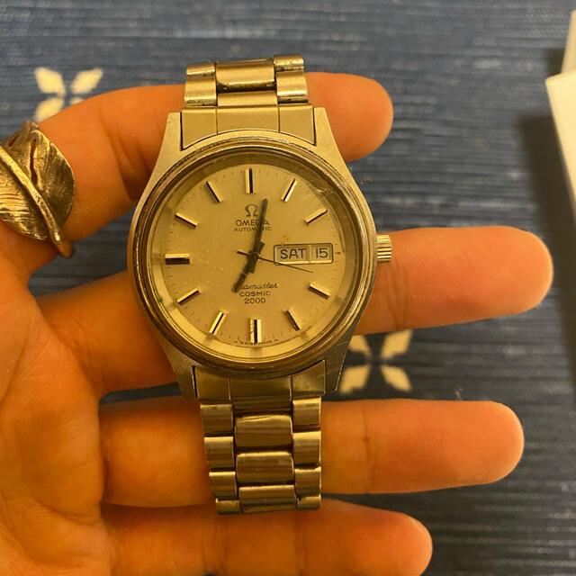 OMEGA(オメガ)のオメガシーマスター メンズの時計(腕時計(アナログ))の商品写真