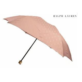 ポロラルフローレン(POLO RALPH LAUREN)のラルフローレン折りたたみ傘(傘)