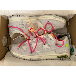 """OFF-WHITE - off-white nike dunk low 1 of 50 """"17"""""""