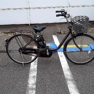 Panasonic - 激安!美品!最高級クラスPanasonic電動アシスト自転車!大容量12Ah