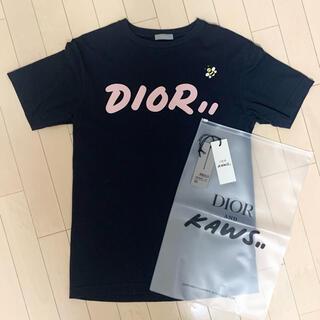 ディオールオム(DIOR HOMME)の専用 DIOR HOMME×KAWS Tシャツ ネイビー XXS(Tシャツ/カットソー(半袖/袖なし))
