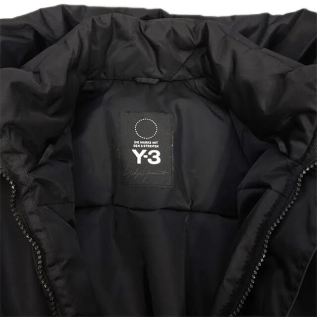 Y-3(ワイスリー)の【Y-3】リバーシブルダウンジャケット Lサイズ ワイスリー メンズのジャケット/アウター(ダウンジャケット)の商品写真