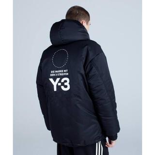 Y-3 - 【Y-3】リバーシブルダウンジャケット Lサイズ ワイスリー