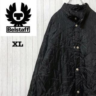 ベルスタッフ(BELSTAFF)のベルスタッフ キルティングジャケット ナイロンジャケット ビッグサイズ XL(ナイロンジャケット)