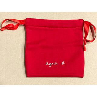 agnes b. - 新品 非売品 agnès b. アニエスベー ポーチ 巾着袋 小物入れ