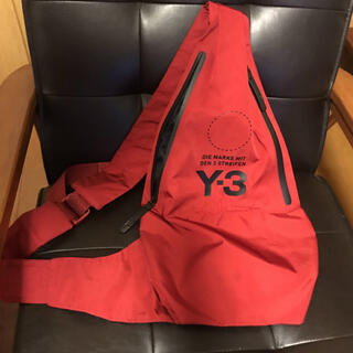 ヨウジヤマモト(Yohji Yamamoto)のadidas × YOHJI YAMAMOTO Y-3バッグ(メッセンジャーバッグ)