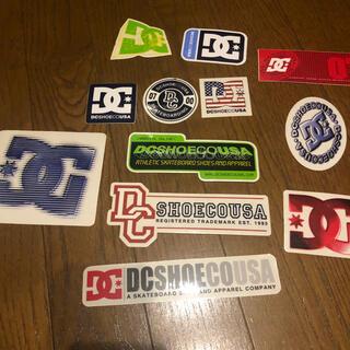 ディーシー(DC)の当時物 DCSHOECO USA 12枚セットsk8 スケボー(スケートボード)