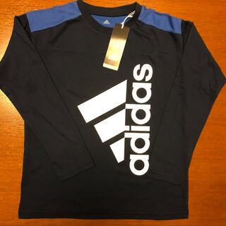 adidas - タグ付新品❣️adidas アディダス 長袖Tシャツ 150cm ロンT