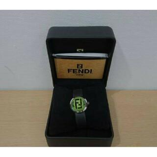 フェンディ(FENDI)のFENDIドームクォーツ時計8010L(腕時計)