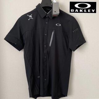 オークリー(Oakley)の新品定価13200円/オークリー/メンズ/ゴルフ/半袖シャツ/ゴルフウェア(ウエア)