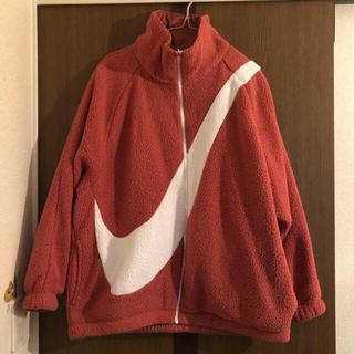 ナイキ(NIKE)のnike swoosh boa jacket ナイキ ボア ジャケット(ブルゾン)