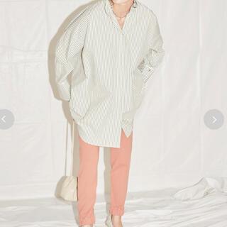 Mila Owen - MilaOwen 変形パターンキャンペーンロングシャツ