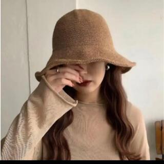 【新品】amiur  soft straw hat 折りたたみ 麦わら帽子