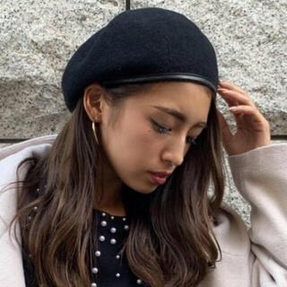 エイミーイストワール(eimy istoire)のバスクベレー(ハンチング/ベレー帽)