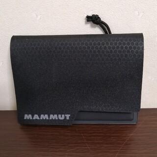 マムート(Mammut)の【新品】MAMMUT Smart Wallet Ultralight 黒(登山用品)