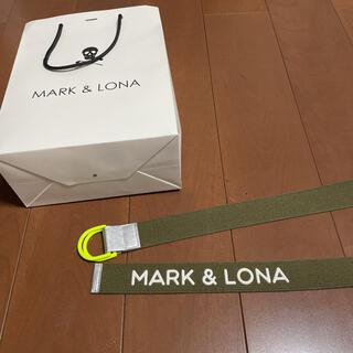 MARK&LONA - マークアンドロナ ベルト