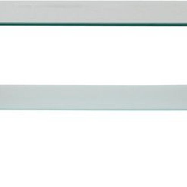 新品 本土送料無料 センターテーブル フォーカス ダークブラウン インテリア/住まい/日用品の机/テーブル(ローテーブル)の商品写真