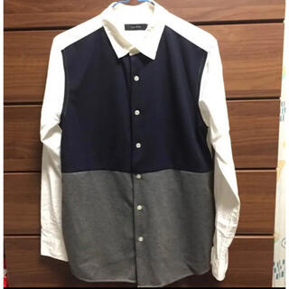レイジブルー(RAGEBLUE)のRAGE BLUE ロングシャツ(Tシャツ/カットソー(七分/長袖))