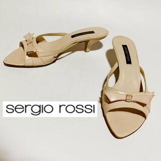 セルジオロッシ(Sergio Rossi)のsergio rossi セルジオロッシ サンダル ミュール(サンダル)