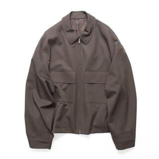 SUNSEA - stein - Long Sleeve Zip Jacket