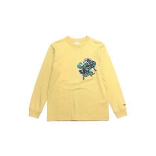 クーティー(COOTIE)のふ COOTIE Print L/S Tee (HORSE & SNAKE)(Tシャツ/カットソー(七分/長袖))