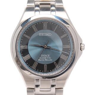 SEIKO - セイコー SEIKO 腕時計 キネティック   5J21-05A0 メンズ