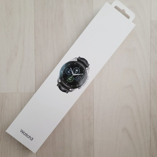 SAMSUNG - サムスン Galaxy Watch3 45mm (カバー+フィルム付き)