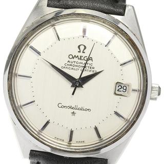 オメガ(OMEGA)のオメガ コンステレーション 12角 クロノメーター  メンズ 【中古】(腕時計(アナログ))