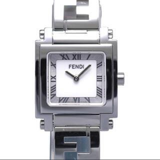 フェンディ(FENDI)のFENDI フェンディ クワドロ 6000L コマ(腕時計)