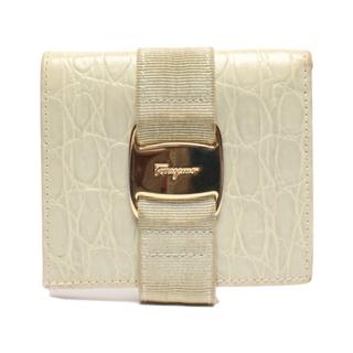 サルヴァトーレフェラガモ(Salvatore Ferragamo)のサルバトーレフェラガモ 二つ折り財布 レディース(財布)