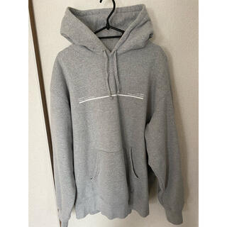 Supreme - SUPREME shop hooded sweatshirt 20aw L