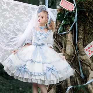 アンジェリックプリティー(Angelic Pretty)のワンピース 超得6点セット(ひざ丈ワンピース)