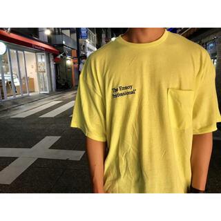 1LDK SELECT - 即完売品 スタイリスト私物 ennoy BRIDGESTONE Tシャツ