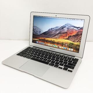 アップル(Apple)の中古☆Apple MacBookAir Mid2011 カスタマイズ品★(ノートPC)
