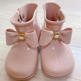 melissa - ミニメリッサ 長靴 レインシューズ 16 17cm