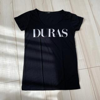 DURAS - DURAS Tシャツ ブラック