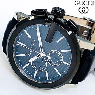 Gucci - 【1点限り新商品】定価25万 GUCCIグッチ G-タイムレス 新品メンズ腕時計