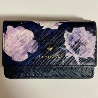 ヨンドシー(4℃)のルリア4℃ 三つ折り財布(財布)