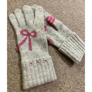 ファミリア(familiar)の美品 ファミリア 手袋(手袋)