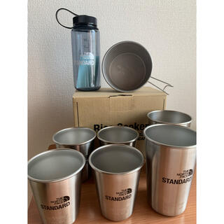 ザノースフェイス(THE NORTH FACE)のザノースフェイス まとめ売り シェラカップ ナルゲン 飯盒(調理器具)