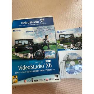 Video studio x6(PC周辺機器)