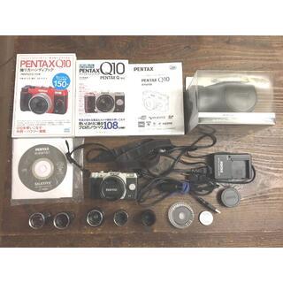 PENTAX - バブルボケ撮影用 PENTAX Q10 cine-lens