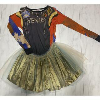 ヴィヴィアンウエストウッド(Vivienne Westwood)のVivienneWestwoodワンピース(ひざ丈ワンピース)