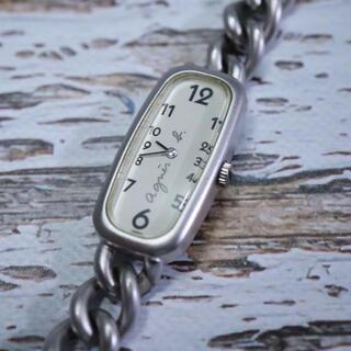 アニエスベー(agnes b.)の【稼働品】 アニエスベー 腕時計 レディース クォーツ(腕時計)
